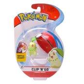 Pokemon Clip'N'Go Pokeball Chikorita