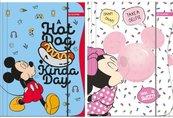 Teczka z gumką A4 Minnie&Mickey Kids mix