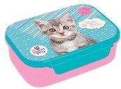 Pojemnik na śniadanie The Sweet Pets Kot