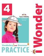 I Wonder 4 Vocabulary & Grammar EXPRESS PUBLISHING