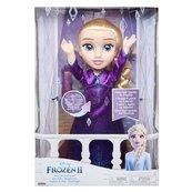 Frozen 2 Elsa śpiewająca w fioletowej sukni
