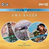 Pakiet: Kolory uczuć T.1-3 audiobook