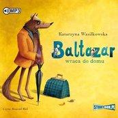 Baltazar wraca do domu audiobook
