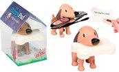 Puppy Pad przybornik na biurko pies z karteczkami