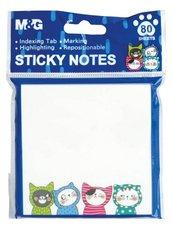 Karteczki samoprzylepne So Many Cats M&G