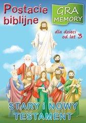 Gra Memory - Postacie biblijne ST i NT