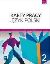 J.polski LO 2 Karty Pracy ZPiR WSiP