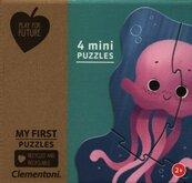 Moje pierwsze puzzle Play For Future