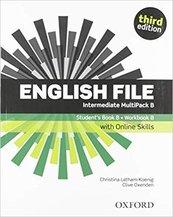 English File 3E Interm Multipack B + online