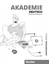Akademie Deutsch B1+ T.3 materiały dodatkowe