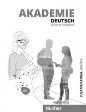 Akademie Deutsch A2+ T.2 materiały dodatkowe