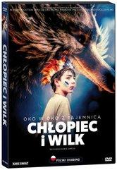 Chłopiec i wilk DVD