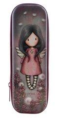 Blaszany piórnik na suwak - Little Wings