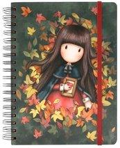 Kołonotatnik - Autumn Leaves