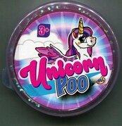 HGL Unicorn Poo Kupa jednorożca Masa plastyczna 60g