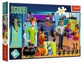 Puzzle 100 Scooby Doo! Gdzie jesteś? TREFL
