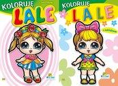 (208) Koloruję Lale MIX