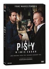 Psy 3. W imię zasad DVD