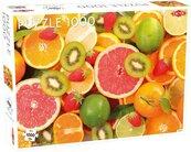 Puzzle Fruits 1000