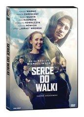 Serce do walki DVD