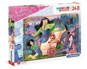 Puzzle 24 Maxi Super Kolor Mulan