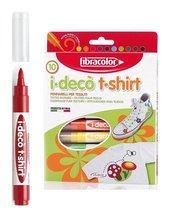 Mazaki dekoracyjne I-Deco T-shirt 10 kolorów