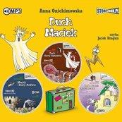 Pakiet Duch Maciek T.1-3 Audiobook