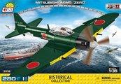 WWII Mitsubishi A6M5 Zero