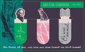 Zakładki magnetyczne - Jacob Grimm