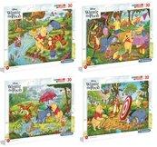 Puzzle 30 Super Color Winnie the Pooh