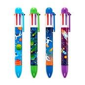 Długopis Mechaniczny 6w1 Astronauci