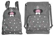 Worko-plecak Minnie Mouse