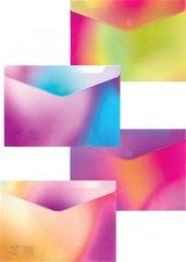 Koperta A4 rainbow mix 80817