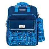 Plecak typu Cube z kolekcji Basic nr 20018st