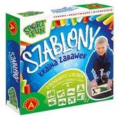 Sport & Fun - Szablony Kraina Zabawek ALEX