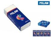 Gumka syntetyczna z nadrukiem Animal (20szt) MILAN