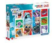 Puzzle 24 Maxi Supercolor Puppy Dog Pals