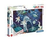 Puzzle 104 Supercolor Space Oddity