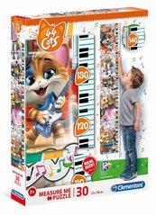 Puzzle 30 Measure Me 44 Cats