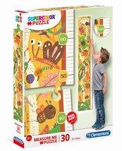 Puzzle 30 Measure Me Disney Animals