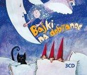 Bajki na dobranoc 2 audiobook