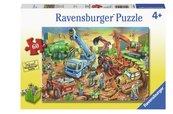 Puzzle 60 Ekipa budowlana
