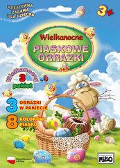 Wielkanocne Piaskowe Obrazki Pakiet nr 3