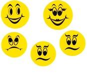 Gumka do ścierania Smiles mix 84875