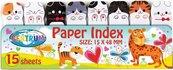 Zakładki indeksujące 8x15 Cat 88549