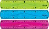Linijka plastikowa Flexible 20cm 86639