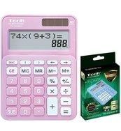 Kalkulator dwuliniowy 10-pozyc. TR-1223DB-P TOOR