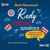 Rady native speakera audiobook