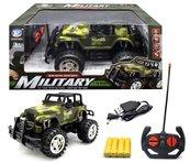 Jeep wojskowy RC