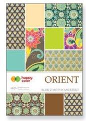 Blok Effect Orient 10 arkuszy HAPPY COLOR